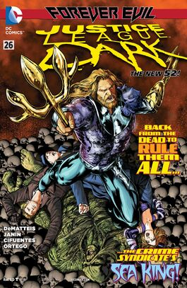 Justice League Dark Vol 1-26 Cover-1