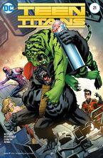 Teen Titans Vol 5-21 Cover-1