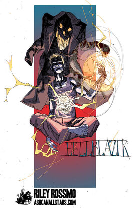 Constantine The Hellblazer Volume 1 Teaser Poster
