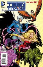 Teen Titans Vol 5-2 Cover-2