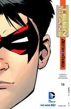 Teen Titans Vol 4-15 Cover-1