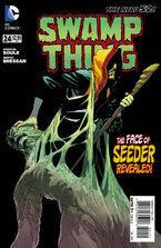 Swamp Thing Vol 5-24 Cover-1