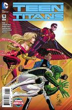 Teen Titans Vol 5-19 Cover-2
