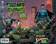 Swamp Thing Vol 5-19 Cover-1