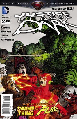 Justice League Dark Vol 1-20 Cover-1