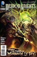 Demon Knights Vol 1-12 Cover-1