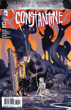 Constantine The Hellblazer Vol 1-10 Cover-1