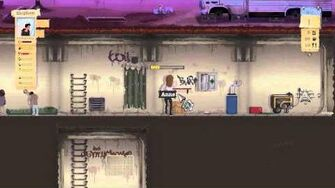 Sheltered Launch Trailer