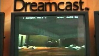 Shenmue beta footage on old event