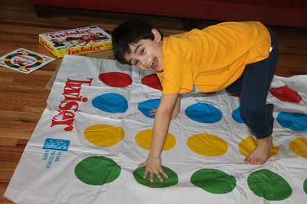 Jonah twister game