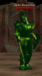 Jade Beserker