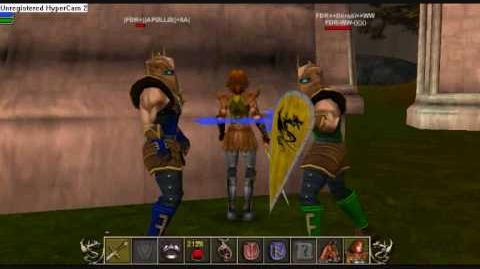 Sherwood dungeon - Apollo Vs Derqai