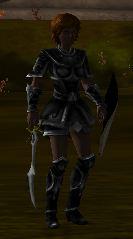 Rogue huntress alpha