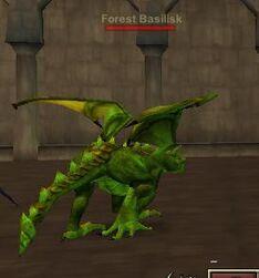 Forest Basilisk