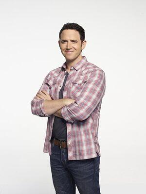 Greg Serrano Season One promotional photo
