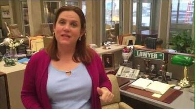 Crazy Ex-Girlfriend - Paula Proctor's desk 2