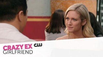 Crazy Ex-Girlfriend Who Is Josh's Soup Fairy? Scene The CW