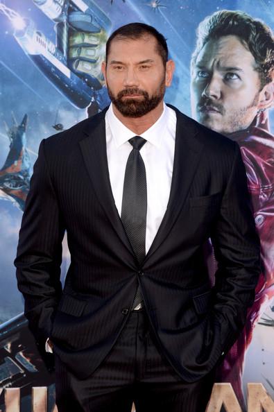 Dave Bautista Guardians Galaxy Premieres Hollywood bXbIetjKxxSl