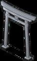 Stone Torii