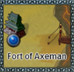 Fort of Axeman Thumb