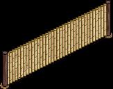 Bamboo Fence 2