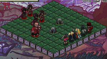 Level 5 Boss Encounter
