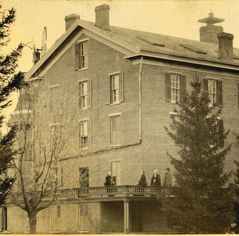 File:East end of East Hall.jpg