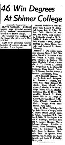 File:1963-06-06.Morning Star.46 Win Degrees At Shimer College.jpg