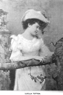 Luella totten 1895