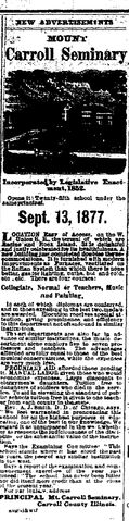 File:Milwaukee Daily News.1877-08-05.New Advertisements.jpg