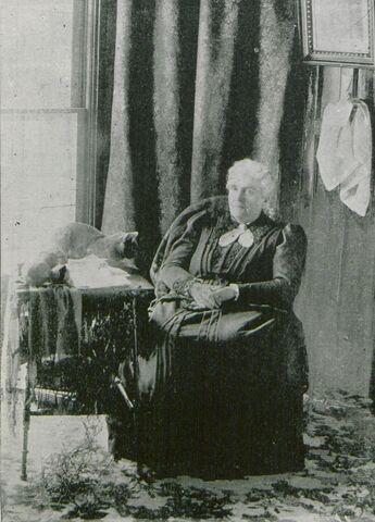 File:Frances Shimer and cat 1893.jpg