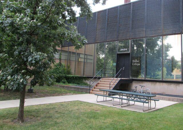 File:Shimer College admissions entrance midrange.jpg