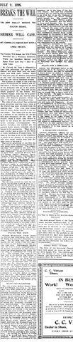 File:Rockford Register.1896-07-09.Breaks the Will.jpg