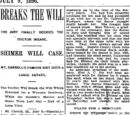 Rockford Register/1896-07-09/Breaks the Will