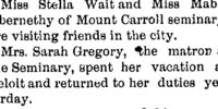 Morning Star/1889-01-03/Personal mention