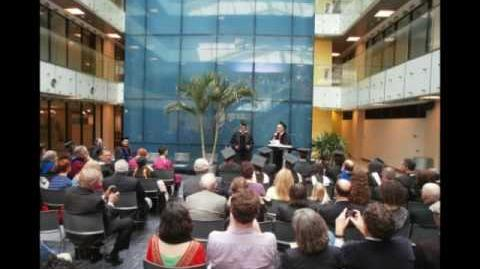 Dean David Shiner's 2010 Commencement Address Pt. 1