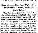 Sterling Evening Gazette/1895-12-07/Dearborn Ladies Quartette