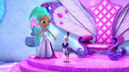 Princess Samira and Roya Shimmer and Shine Staffinated