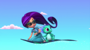 Zeta the Sorceress and Nazboo 4 Shimmer and Shine