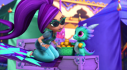 Zeta the Sorceress and Nazboo 5 Shimmer and Shine