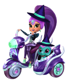 File:Zeta the Sorceress and Nazboo Sprite from Shimmer and Shine Halloween Game.png