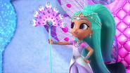 Princess Samira Shimmer and Shine Staffinated 1