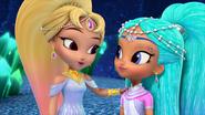 Shimmer and Shine Princess Samira and Caliana 2