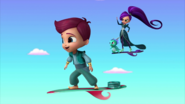 Kaz Toss Shimmer and Shine