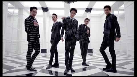 SHINee Your Number DANCE VERSION(black)