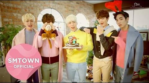 SHINee 샤이니 Colorful Music Video