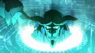 Ghos summoning a Demon