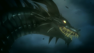 Bahamut being freed