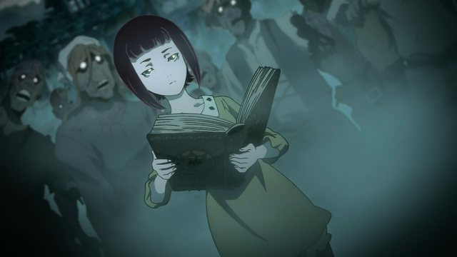 File:Rita using the Black Bible.png