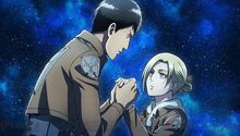 Bertolt and Annie